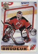 1998-99 Pacific Paramount Sample #SAMPLE Martin Brodeur New Jersey Devils Card