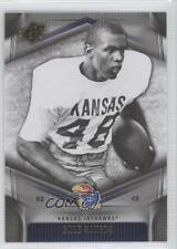 2012 SPx #18 Gale Sayers Kansas Jayhawks Football Card
