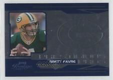 2007 Playoff Prestige Prestigious Pros Blue #PP-18 Brett Favre Green Bay Packers