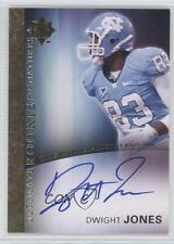 2012 Upper Deck Ultimate Collection Rookie Signatures #8 Dwight Jones Auto Card
