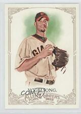 2012 Topps Allen & Ginter's #152 Ryan Vogelsong San Francisco Giants Card