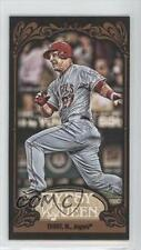 2012 Topps Gypsy Queen Mini Black #195 Mike Trout Los Angeles Angels Card