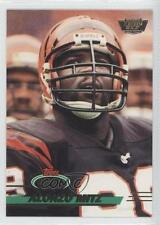1993 Topps Stadium Club Members Only #202 Alonzo Mitz Cincinnati Bengals Card