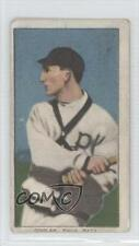 1909 1909-11 T206 #MIDO.1 Mickey Doolan (Batting) Philadelphia Phillies Card