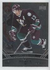 2006 Upper Deck Black Diamond 85 Teemu Selanne Anaheim Ducks (Mighty of Anaheim)