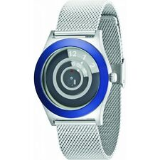 01 THE ONE AN06G08 Spinning Wheel Analog Watch