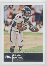 2010 Topps Magic #141 Eddie Royal Denver Broncos Football Card