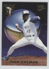 1993 Fleer Ultra Strike Out Kings #2 Juan Guzman Toronto Blue Jays Baseball Card
