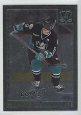 2000-01 Topps Chrome 3 Paul Kariya Anaheim Ducks (Mighty of Anaheim) Hockey Card