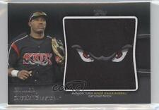 2012 Topps Pro Debut Cap Logo Manufactured Patch #MLL-RL Rymer Liriano Card