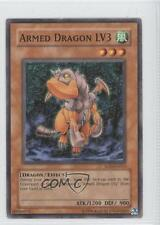2004 Yu-Gi-Oh! Soul of the Duelist #SOD-EN013 Armed Dragon LV3 YuGiOh Card