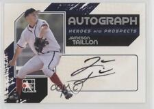 2011 In the Game Heroes and Prospects #A-JT Jameson Taillon Auto Baseball Card