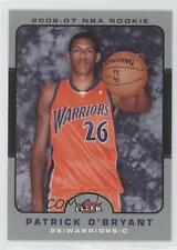 2006 Fleer #209 Patrick O'Bryant Golden State Warriors RC Rookie Basketball Card
