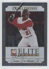 2010 Donruss Elite Extra Edition Series 5 Delino DeShields Jr Houston Astros Jr.