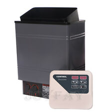 4.5 KW Wet / Dry Electric Sauna Heater Stove External Control 220V/380V