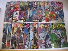 Eclipso #1-18 + annual #1 + Special #1-2 all complete VF to NM condition