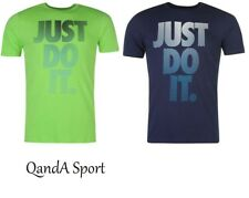 NIKE Boys Girls T-Shirt JDI Just Do It Futura - 100% Cotton