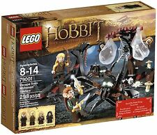 LEGO The Hobbit Escape from Mirkwood Spiders (79001) NEW Sealed lot 3