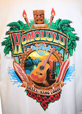 2015 HARD ROCK CAFE SHAKA WAIKIKI BEACH HONOLULU HAWAII CITY TEE SHIRT MEN'S NEW