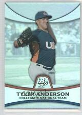 2010 Bowman Platinum Prospects Chrome Thick Stock Refractor #PP29 Tyler Anderson