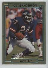 1989 Action Packed #12 Ottis Anderson New York Giants Football Card