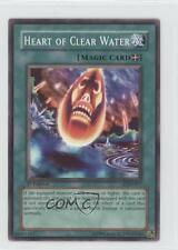 2003 Yu-Gi-Oh! Legacy Darkness #LOD-077 Heart of Clear Water YuGiOh Card