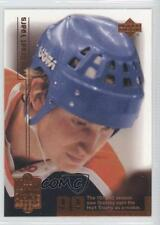 1999-00 Upper Deck Living Legend #11 Wayne Gretzky Edmonton Oilers Hockey Card