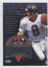 1997 Pro Line Rivalries #RV9 Mark Brunell Kordell Stewart Pittsburgh Steelers
