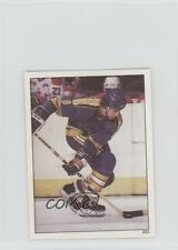 1982-83 Topps Album Stickers #203 Perry Turnbull St. Louis Blues Hockey Card