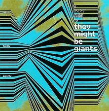 A User's Guide to They Might Be Giants by They Might Be Giants (CD, May-2005,...