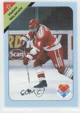 1992-93 Red Ace Russian Hockey Stars #28 Vladimir Malakhov Card
