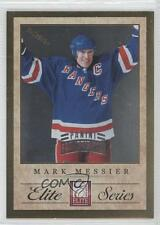 2011-12 Panini Elite Series Father's Day #6 Mark Messier New York Rangers Card