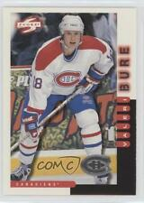 1997-98 Score Team Collection Montreal Canadiens #10 Valeri Bure Hockey Card