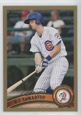 2011 Topps Pro Debut Gold #246 DJ LeMahieu Daytona Cubs Rookie Baseball Card