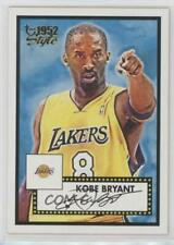2005-06 Topps 1952 Style #50 Kobe Bryant Los Angeles Lakers Basketball Card