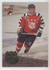 1992-93 Fleer Ultra NHL All-Star #12 Brett Hull St. Louis Blues Team Hockey Card