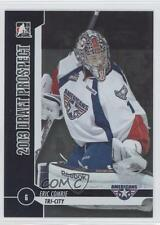 2013-14 In the Game Draft Prospects 13 Eric Comrie Tri-City Americans (WHL) Card