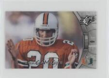 2012 SPx Shadow Slots 2 #BK-2 Bernie Kosar Miami Hurricanes Football Card