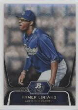 2012 Bowman Platinum Prospects X-Fractor #BPP22 Rymer Liriano San Diego Padres