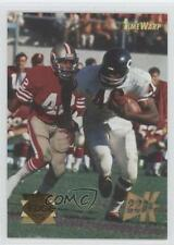 1995 Collector's Edge Time Warp 22K Gold 9 Gale Sayers Ronnie Lott Chicago Bears