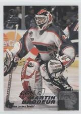 1999-00 Pacific Omega #133 Martin Brodeur New Jersey Devils Hockey Card