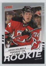 2008-09 Upper Deck Victory #343 Anssi Salmela New Jersey Devils RC Hockey Card