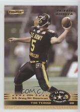 2010 Razor US Army All-American Bowl Private Issue #124 Tim Tebow U.S. Card