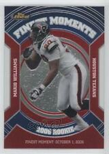 2007 Topps Finest Rookie Moments Refractor #RFM-MW Mario Williams Houston Texans
