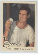 2004 Fleer National Pastime 1959 Reprints #56 Ted Williams Boston Red Sox Card