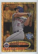 2012 Topps Update Series Golden Moments #US280 David Wright New York Mets Card