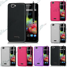 Accessorie Case Cover Silicone Gel Flexible For Wiko Rainbow
