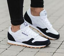 Shoes Reebok Classic Cl Leather SPP AR1894 Classic Running Man White Black Gum
