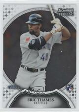 2011 Bowman Sterling #29 Eric Thames Toronto Blue Jays RC Rookie Baseball Card