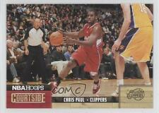 2011-12 NBA Hoops Courtside #3 Chris Paul Los Angeles Clippers Basketball Card